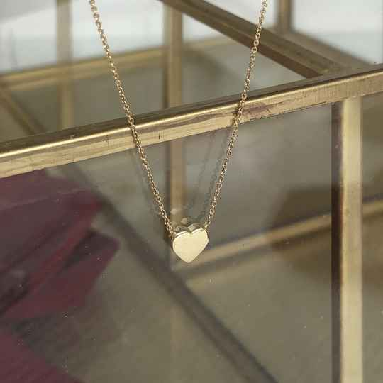 Heart Ketting | Just Franky