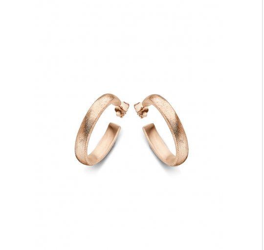 CLASS S SATIN ROSÉ CPS | Casa Jewelry earring