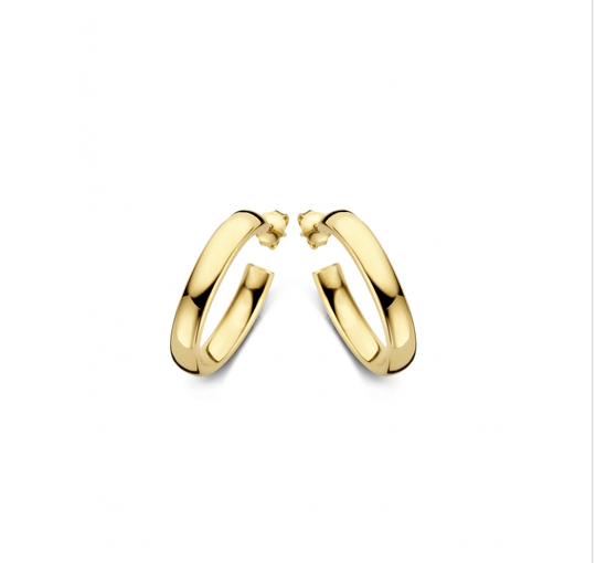 CLASS S SATIN GOUD CPS | Casa Jewelry earring
