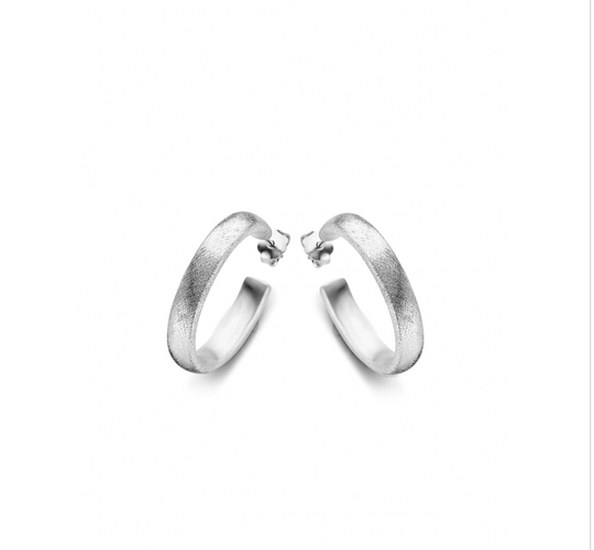 CLASS S SATIN ZILVER CPS | Casa Jewelry earring