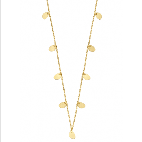 SUGARBOWL MINI GOUD long | Casa Jewerly necklaces