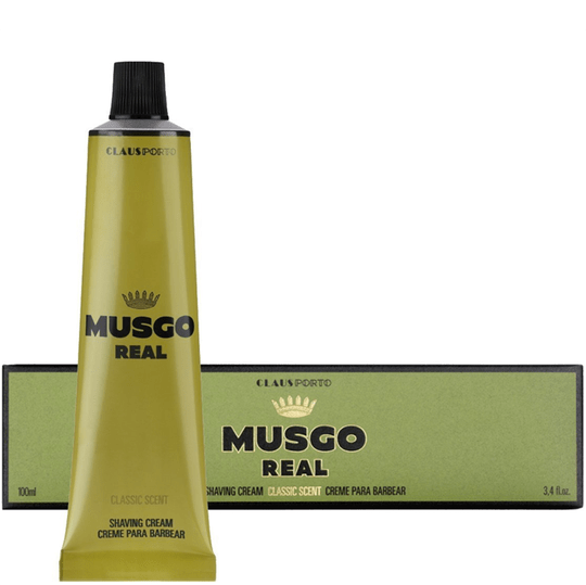 Musgo real - Classic scent scheercreme 100ml