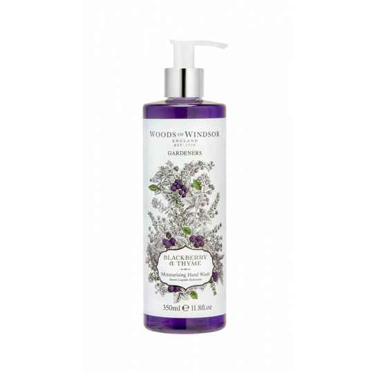 Gardeners Blackberry & Thyme Hand wash  350 ml