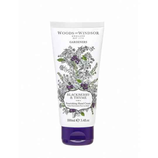 Gardeners Blackberry & Thyme Handcream  100 ml