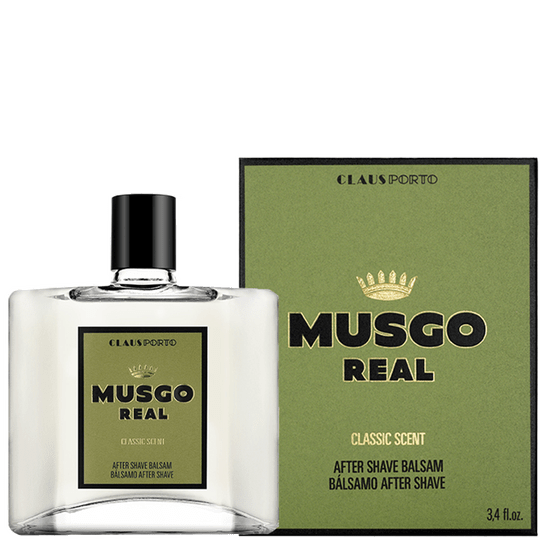 Musgo real - Classic scent aftershave balsem 100ml