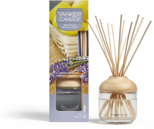 Lemon Lavender Reed Diffuser 120 ml - NEW