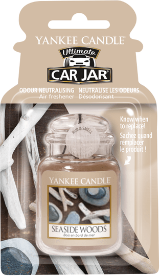 Seaside Woods Car Jar Ultimate