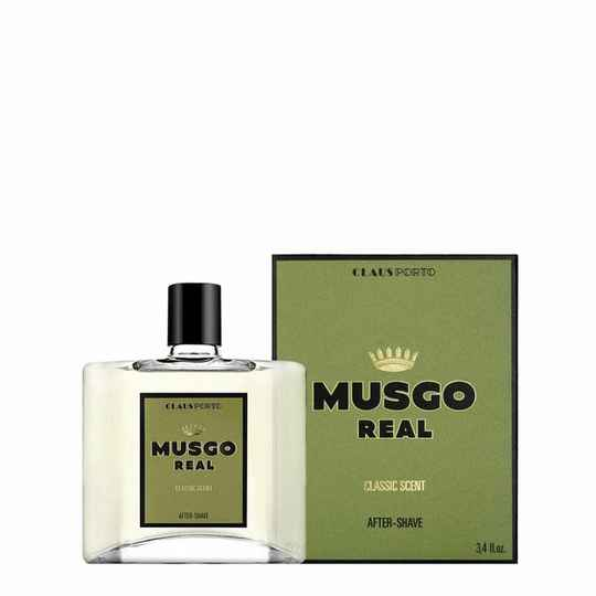 Musgo Real After Shave Lotion Classic Scent - 100 ml