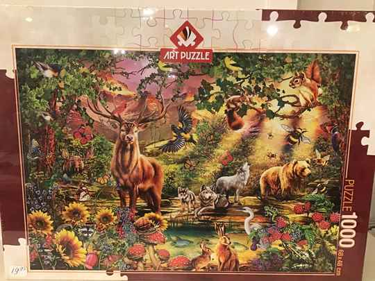 Puzzel 'Magic Forest'