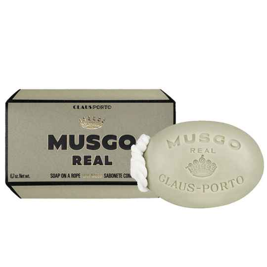 Musgo real - Oak moss soap on a rope 190 gram