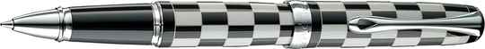 Diplomat, Excellence A+ Rome Black White, RollerBall, D40102030