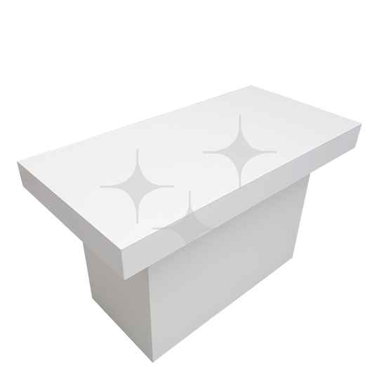 BlockxWhite buffet 160x80