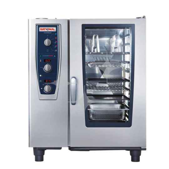 Rational Combisteamer 10 x 1/1GN – Stand alone