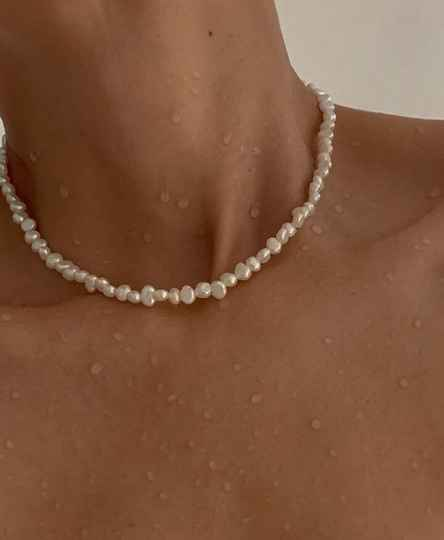 Necklace - Pearls baby