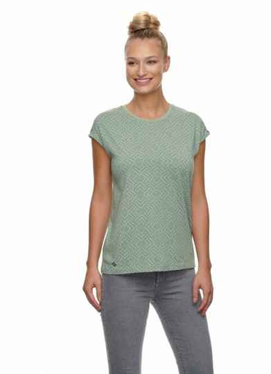 Ragwear Dione t-shirt pale green