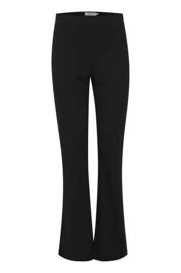 B.Young Sunita flared pants zwart
