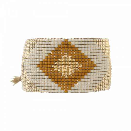 A Beautiful Story Lovable Citrien goud armband