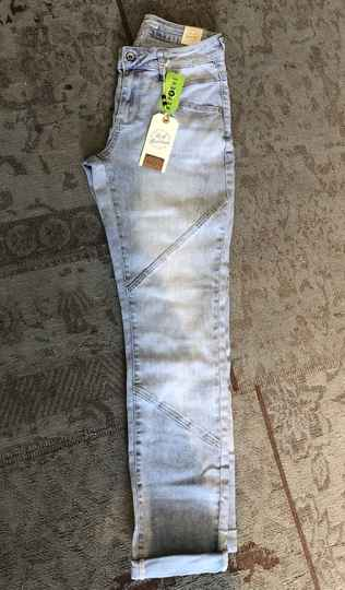 Red Button jeans bleached
