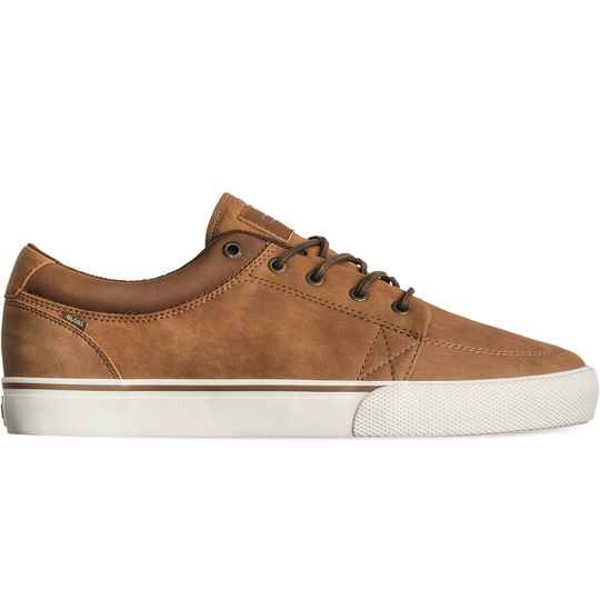 globe GS brown leather