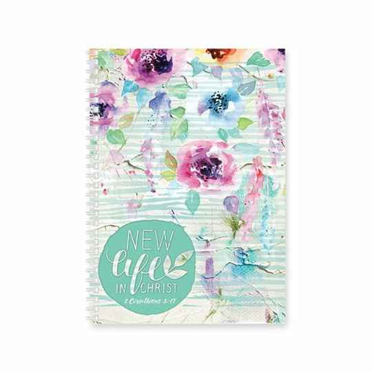 Journal - Softcover - New life in Christ