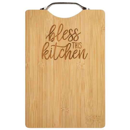 Snijplank - Bless this kitchen