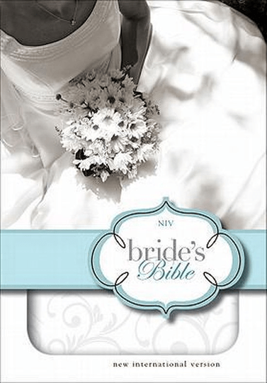 NIV, Bride's Bible, Leathersoft, White, Red Letter New International Version, White, Italian Duo-Tone, Bride's