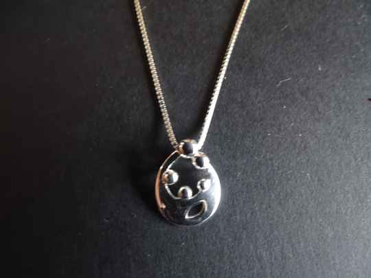 Ketting - Zilver - Familie