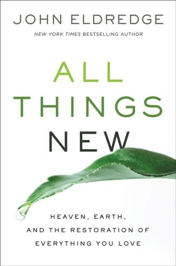 All Things New Heaven, Earth, and the Restoration of Everything You Love - John Eldredgee