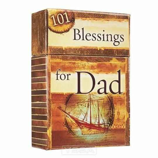 Boxes - 101 Blessings for Dad