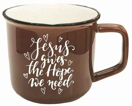 Mok - Klein - Jesus gives the hope we need