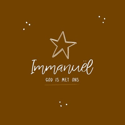 9908 - IMMANUËL GOD IS MET ONS