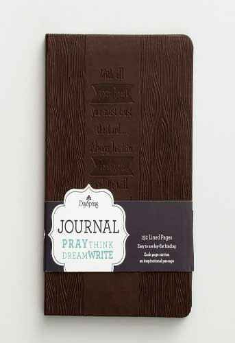 Journal - With all your hart