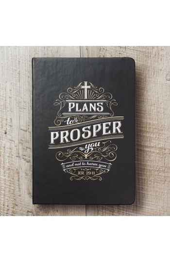 Journal - Lux Leather - Plans to Prosper You