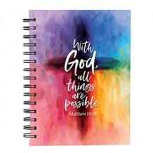 Dagboek - With God all things are possible