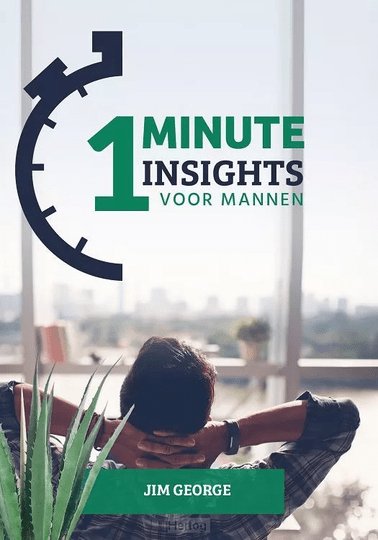 One-Minute Insights for Men - Jim George