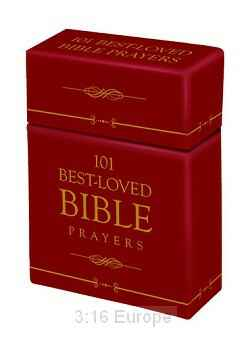 Boxes - 101 Best loved Bible Prayers