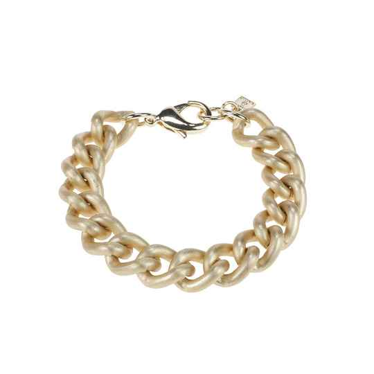 Camps & Camps Armband Gold Mat Chain