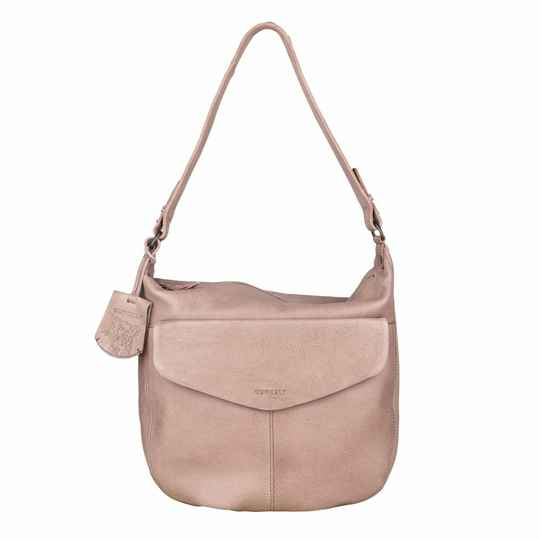Burkely Just Jackie Crossover Hobo Light Pink