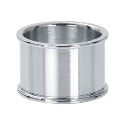 IXXXI Basis Ring 14 MM Zilver