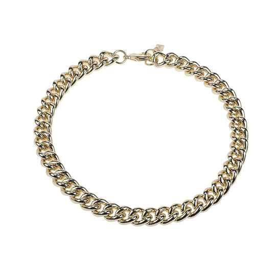 Camps & Camps Collier Gold Chain