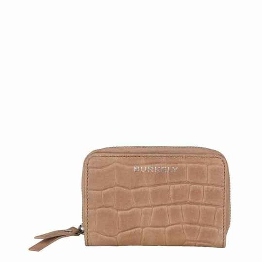 Burkely Croco Caia Wallet S Taupe