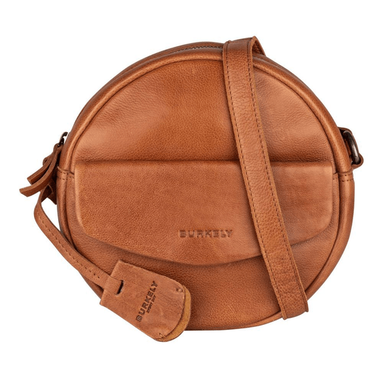 SALE Burkely Just Jackie | Crossover Round Cognac
