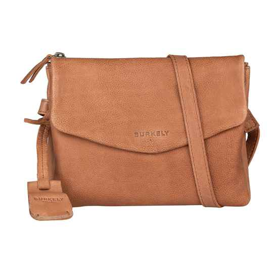 Burkely Just Jackie Crossover S Cognac