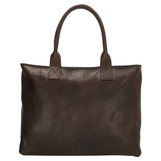 Micmacbags Discover shopper Large (17772) Donkerbruin