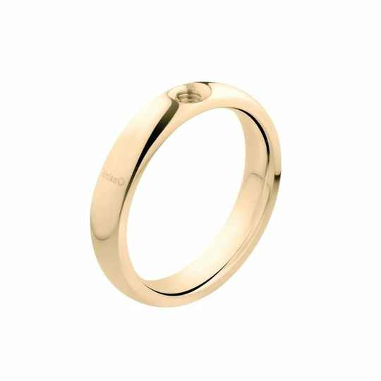 Melano Jewelry Twisted Tracy Ring Goud