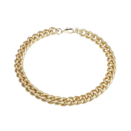 Camps & Camps Collier Gold Mat Chain