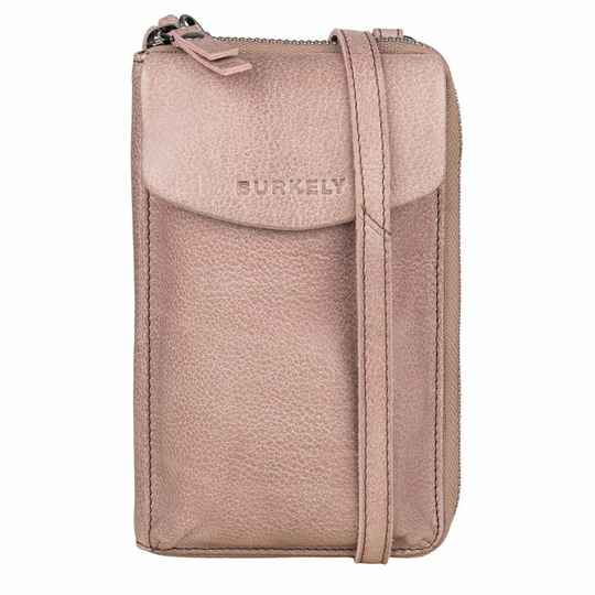Burkely Just Jackie Phone Wallet Light Pink