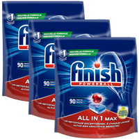 Finish All-In-One Grease Fighter - 270 Tabs