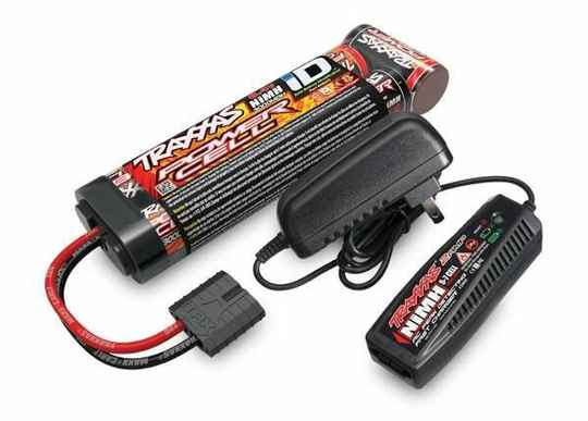 Traxxas 2983 BATTERY/CHARGER COMPLETER PACK 2969 CHARGER AND 2923X BATTERY