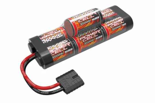 Traxxas 2926X Battery, Power Cell, 3000mAh (NiMH, 7-C hump, 8.4V)